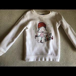 Toddler Girls Sweatshirt